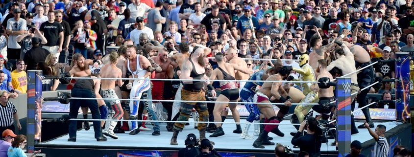 WWE's Midcard in the Andre the Giant Memorial Battle Royal